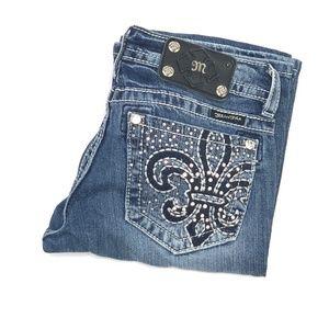 [Miss Me] boot cut jeans #DD7